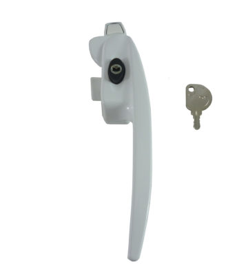 Titon Select Cockspur Window Handle Right Hand White