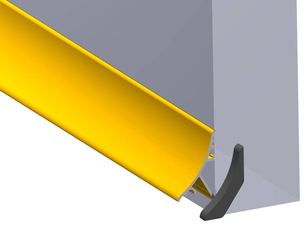 Stormguard Concealed Rain Deflector 914mm Gold