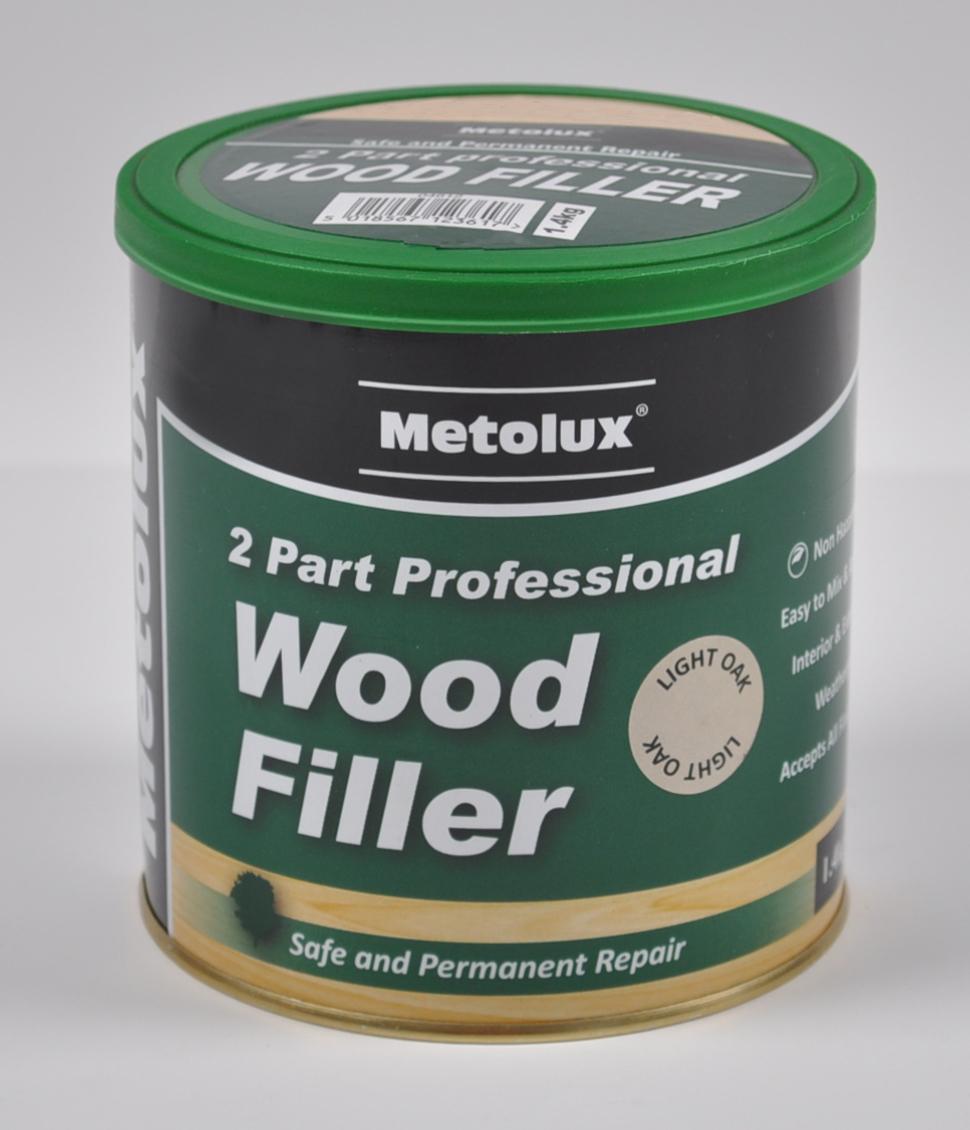Metolux 2 Part Match 1.4kg – Redwood
