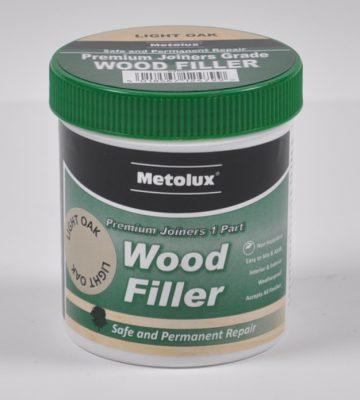 Metolux 1 Part Match 250ml – Light Oak