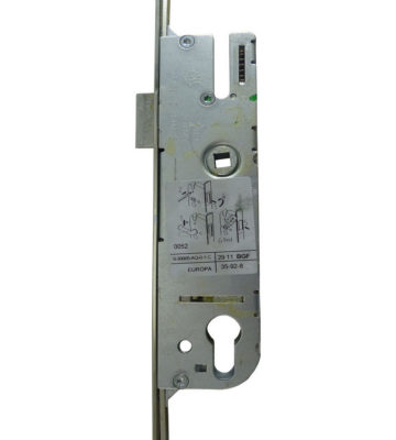 GU Ferco 3 Deadbolt Door Lock 35mm Backset 92mm Centre