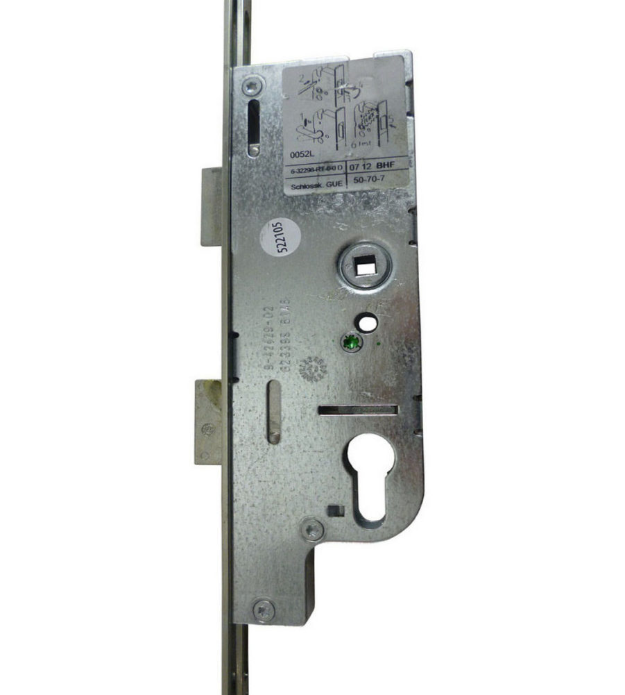 2 Small Hook Ferco Tripact Lever Operated Latch /& Deadbolt 50//70mm Multi Point