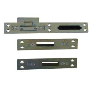 Lockmaster Composite Door Adjustable Keepset PLK309-19 Left Hand