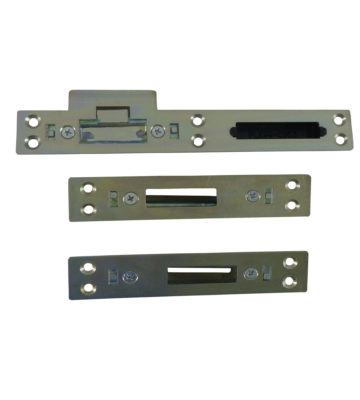Lockmaster Composite Door Adjustable Keepset PLK309-19 Left Hand