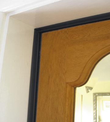 Slikseal Door Set Brown 01SG026
