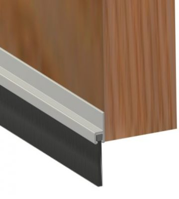 Brushstrip 914mm Aluminium 02SG019