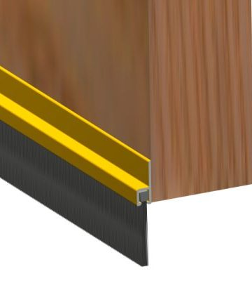 Brushstrip 914mm Gold 02SG019