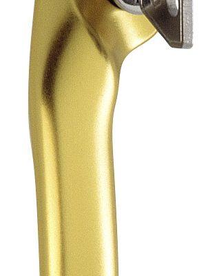 Hoppe Tokyo Matt Gold Espag 40mm Left Hand Window Handle