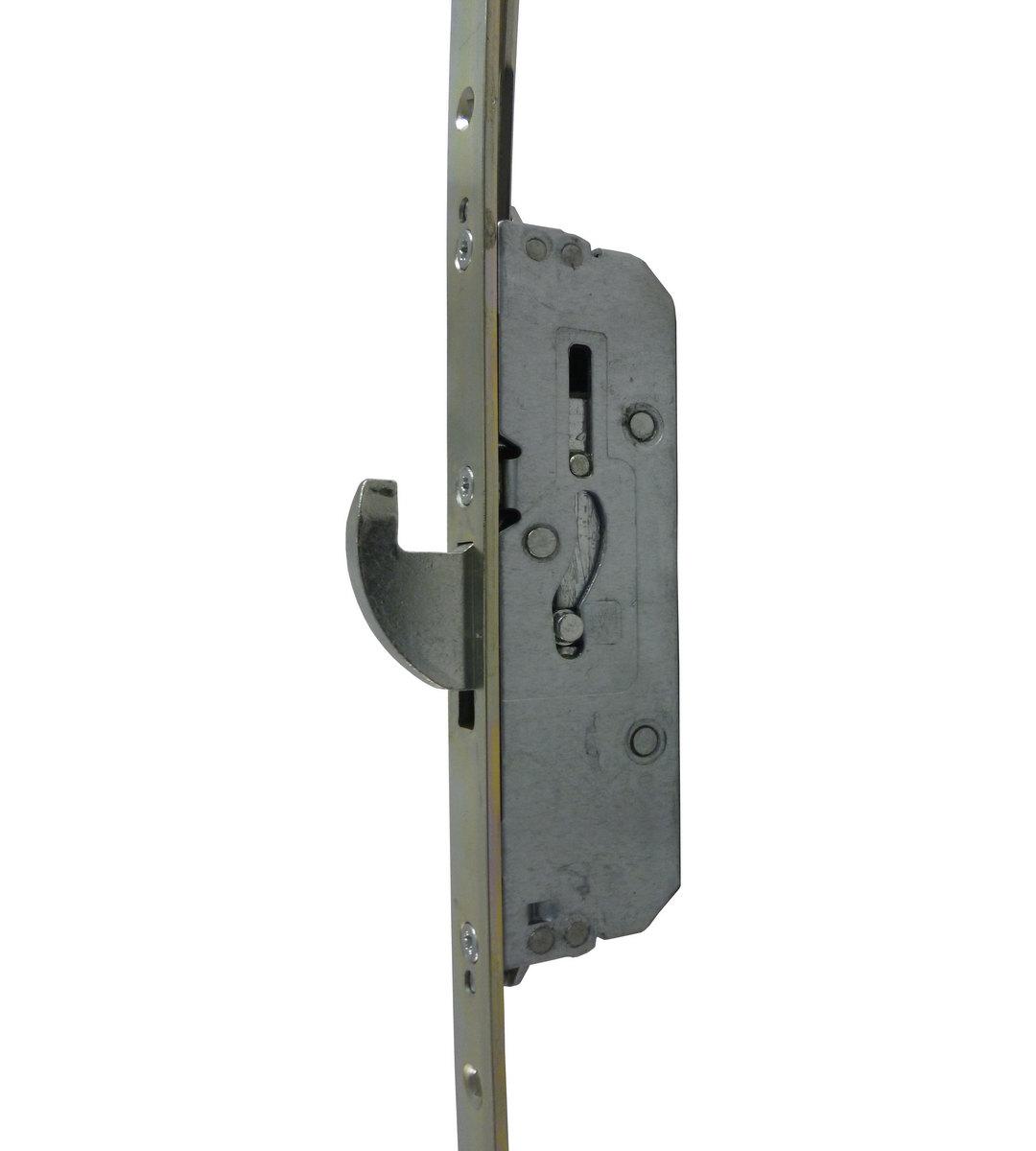 4 Roller GU Lever Operated Latch /& Deadbolt 35//92mm Multi Point Lock