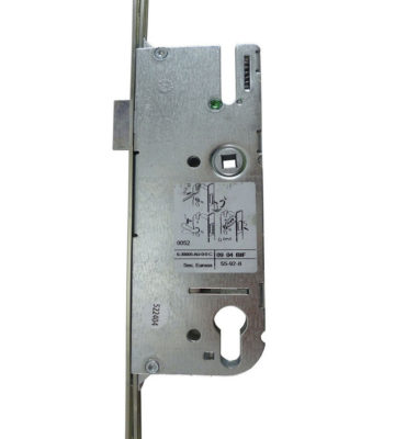 GU Ferco 3 Deadbolt Lock 55mm Backset 92mm Centre Door Lock