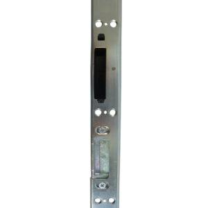 Lockmaster One Piece Keep Silver L/H PLK402A-19