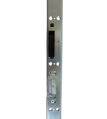 Lockmaster One Piece Keep Silver L/H PLK402A-19
