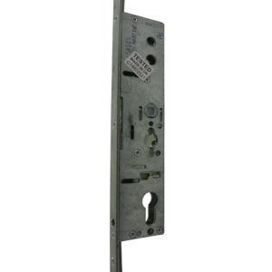 Lockmaster PLSP30-19 Sprung Slave Lock For French Doors 35mm Backset 92mm Centre