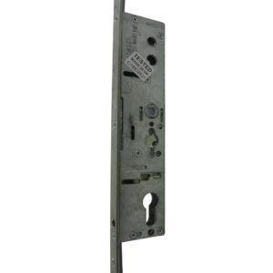 Lockmaster PLSP30-19 Sprung Slave Lock For French Doors 35mm Backset 92mm Centre