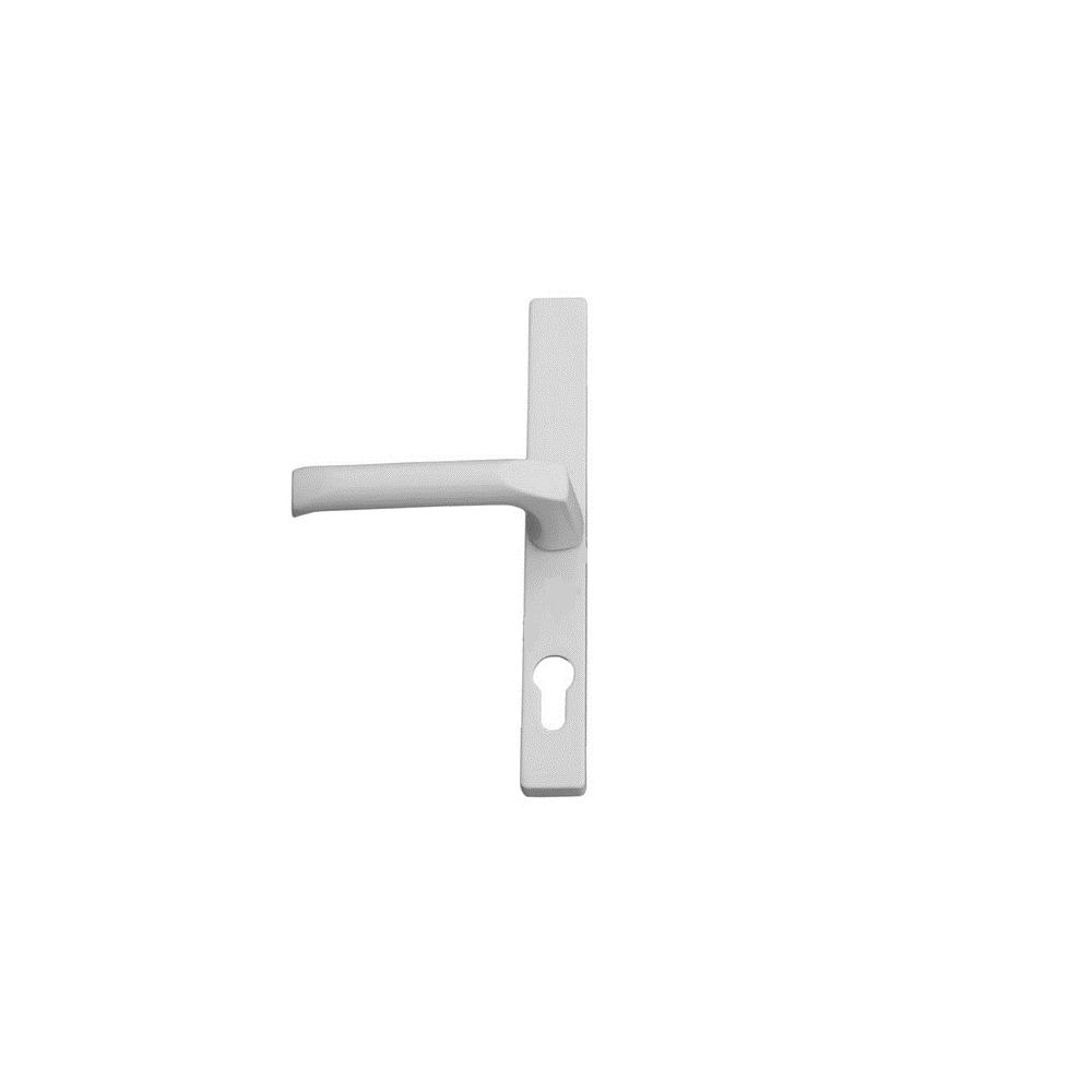 Hoppe White 70mm Centre Door Handle Sealco Scotland