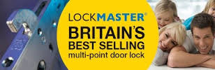 Lockmaster 2Hook 2Roller 35mm backset 92mm centre door lock PLSP12-19-668