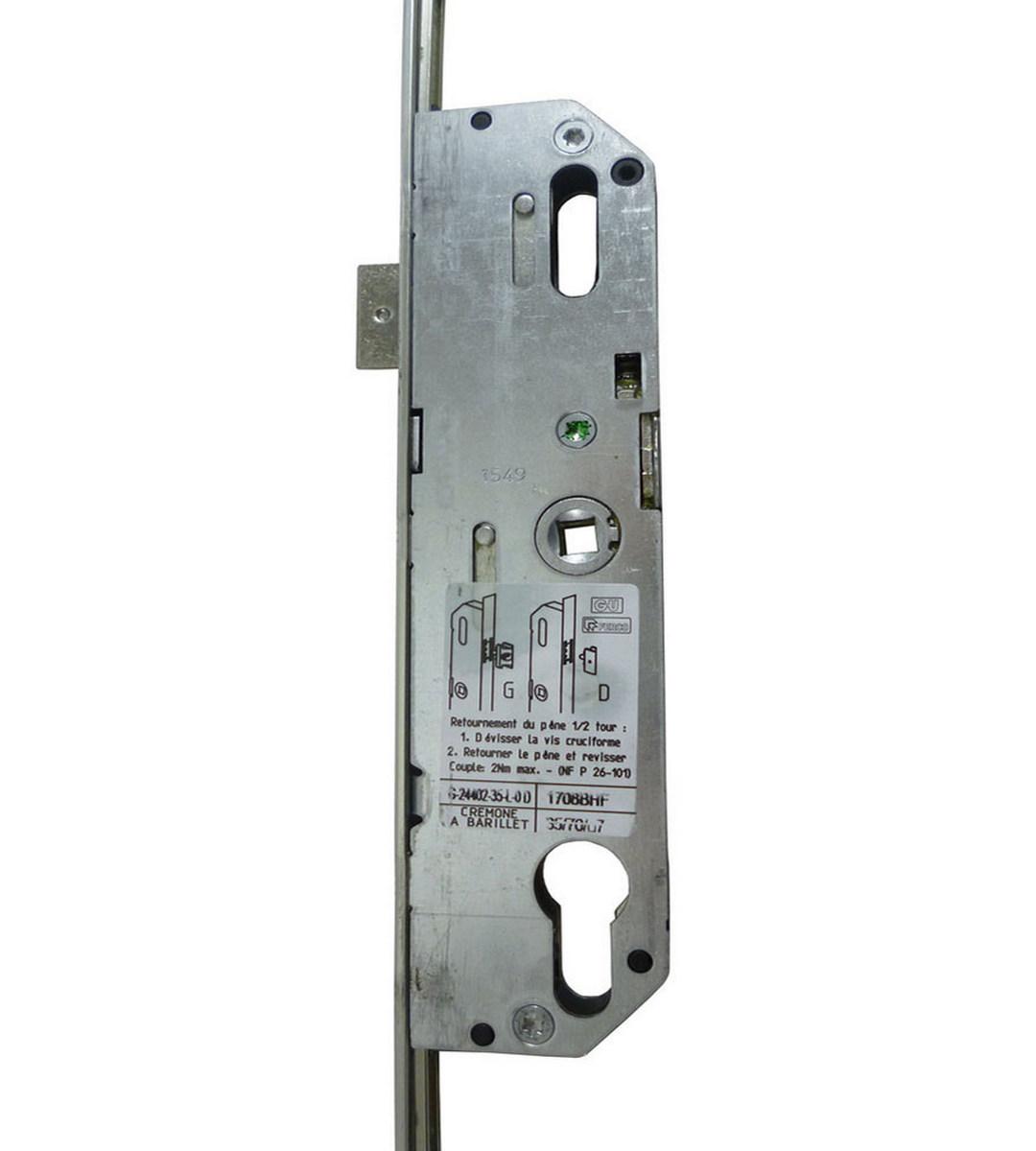 Era Classic Upvc Door Handle 92mm Centres 3 Colours Available
