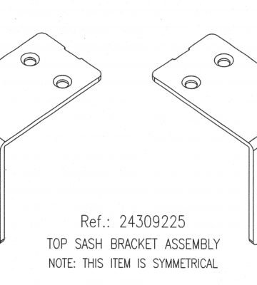 Yale Universal Top-glider To Suit Top Turn Window Hinges (EACH)