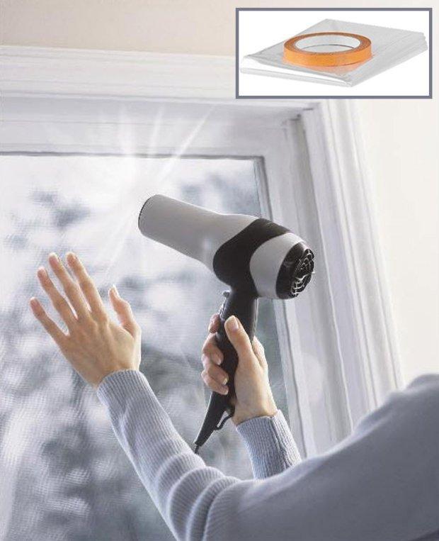 Stormguard 11SR066-12sqm Double Glazing Window Insulation Film-620
