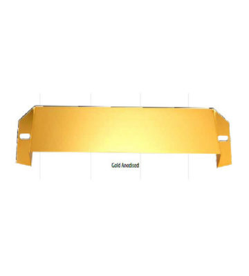 Max6mum Letterplate Security Cowl – Gold