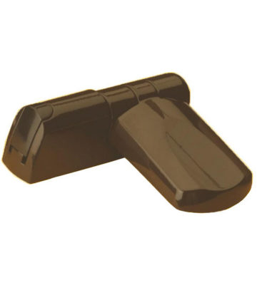 Trojan Patriot 3D Flag Hinge Brown 16mm