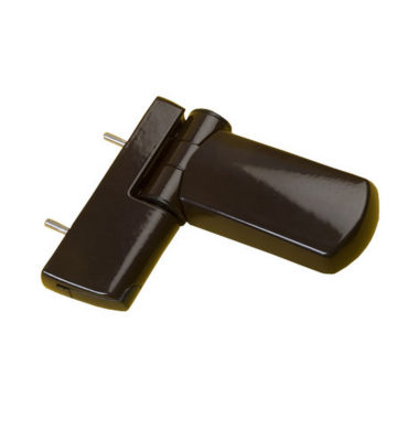 Trojan Patriot Midi 3D Flag Hinge Brown 16.5mm