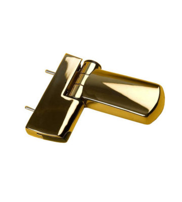 Trojan Patriot Midi 3D Flag Hinge Gold 21.5mm