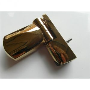 Trojan Patriot 3D Flag Hinge Gold 21.5mm