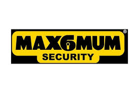 Max6mum Security Lockable Window Restrictor PVD Gold with Black Cable-1141