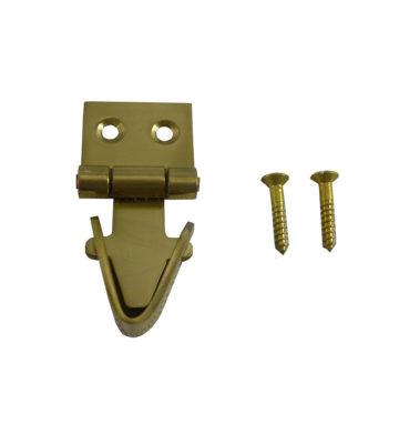 173 Cord Clutch Polished Brass