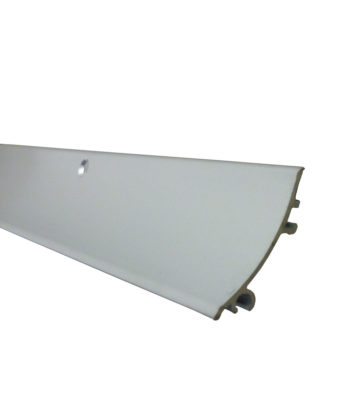Stormguard 32mm Face Fixed Rain Deflector 2000mm Silver