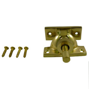 161 Brighton Fastener Non Locking Polished Brass
