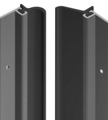 Stormguard RYT-X Around Door Seal 2134mm Silver Anodised