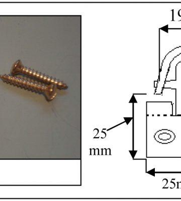 173 Cord Clutch Pol Brass