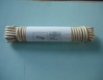 280 Wax Cotton 6mm Sash Cord 10m