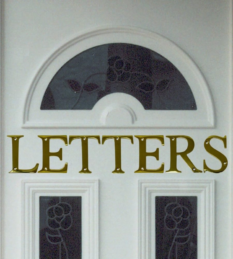 3'' Brass Letter A-0
