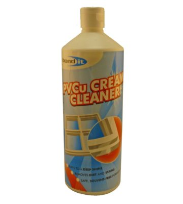 Bond It PVCU Solvent Free Cream Cleaner 1 Litre
