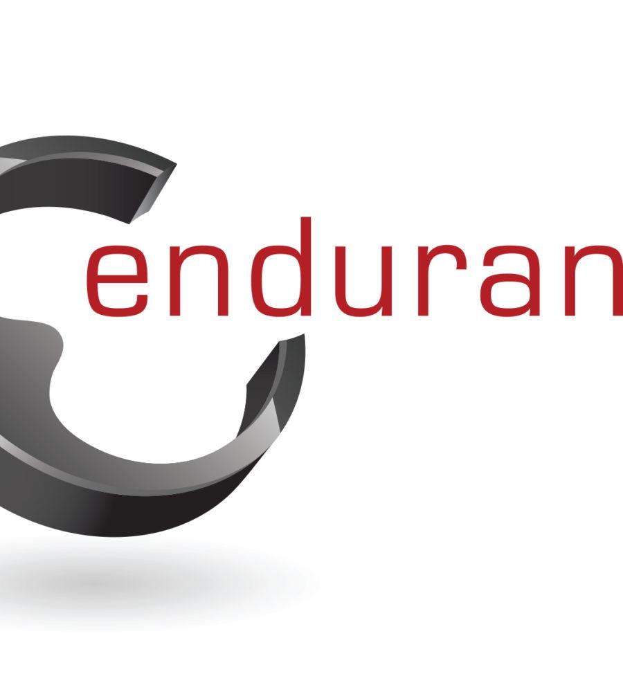 Endurance Inline Locking White Window Handle 30mm Spindle-2049
