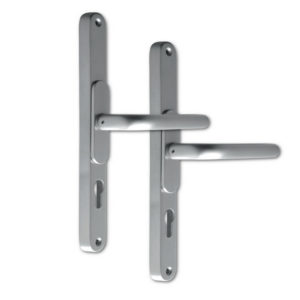 Adjustable Door Handle Pro 59-96mm Silver