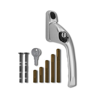 Multi Spindle Right Hand Espag Handle Polished Chrome