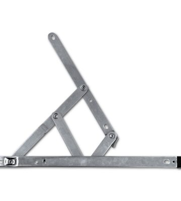 Adaptable Friction Stay 300mm Top Hung 13/17mm Stack