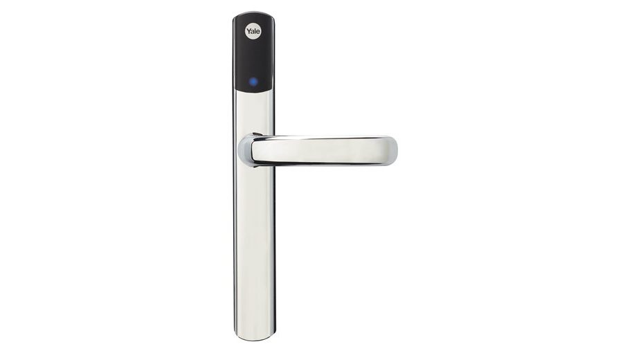 Yale Conexis L1 Smart Door Lock Polished Chrome-2673