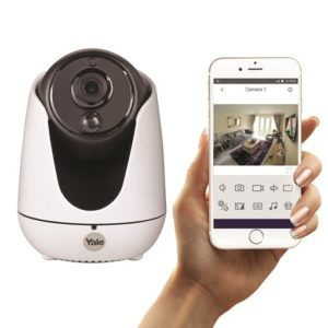 Yale Home View PTZ WiFi Camera