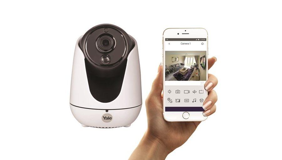Yale Home View PTZ WiFi Camera-0