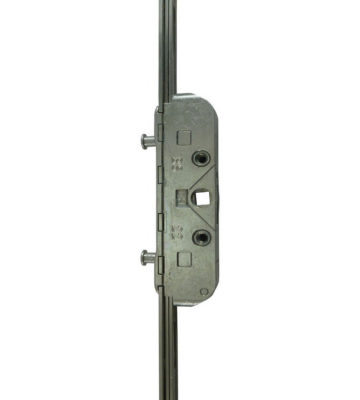 Maco Rail Multipoint Window Locking System 22mm Backset, 10mm Cam Height 400mm