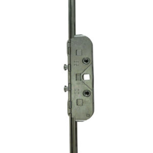 Maco Rail Multipoint Window Locking System 22mm Backset, 7mm Cam Height 400mm