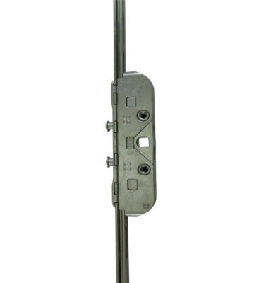 Maco Rail Multipoint Window Locking System 22mm Backset, 7mm Cam Height 400mm
