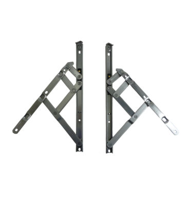 Nico 300mm Side Hung Friction Hinge (pair) 17mm Stack Height
