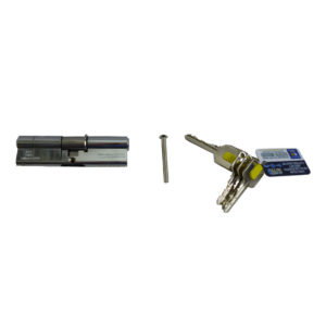 UAP KIN45/45CAS 50/50 Chrome 3 Star Cylinder
