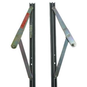 PN Module 14.5 (1380mm) Top Turn Window Hinge (pair)